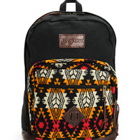 Jansport x Benny Gold x Pendleton Black Backpack