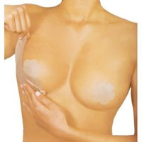 Adhesive Cleavage Enhancer Push up Bra Backless / Strapless 3 Pairs Free Cover Pads
