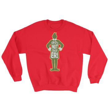 Son Of A Nutcracker Sweatshirt | Ugly Buddy The Elf Sweater