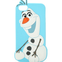 Disney Frozen Olaf iPhone 5/5S Case