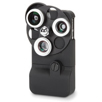 The Tricloptic iPhone Camera Lens