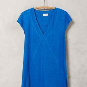 Meadow Rue Pieced Linen Tee