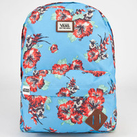 Vans Star Wars Yoda Old Skool Ii Backpack Blue One Size For Men 23706920001