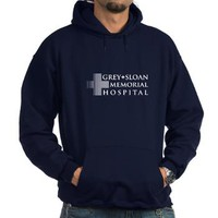 Grey Sloan Hoodie> Grey + Sloan Memorial Hospital> Grey's Anatomy TV Store