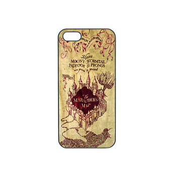 marauders map-Harry Potter, iPhone 4 case , iphone 4S case , iPhone 5 case , Samsung Galaxy Note 2,Samsung Galaxy S4 case ,Samsung Galaxy S3