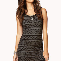 Voyager Bodycon Dress