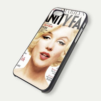 Marilyn Monroe vanity fair iPhone Case And Samsung Galaxy Case