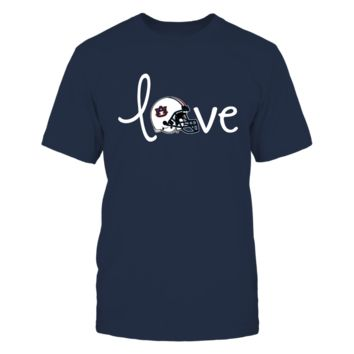 Love Auburn - T-Shirt - Officially Licensed Fashion Sports Apparel