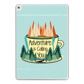 Adventure is Calling iPad Tablet Skin