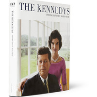 Reel Art PressThe Kennedys By Mark Shaw and Tony Nourmand  Hardcover Book|MR PORTER