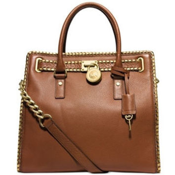 Michael Michael Kors Whipped Hamilton North South Tote