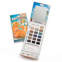 theBalm Balmsai Eyeshadow & Brow Palette With Shaping Stencils
