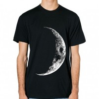 Moon Custom Made T Shirt - Graphic T Shirts + More | Joelle's Emporim