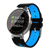 """Smart Wristband Smart Bracelet Multifunction 0.95"""" OLED Colorful Screen Multiple Motion Mode Heart Rate Monitor Smart Watch"""