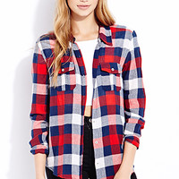 Lazy Day Plaid Shirt