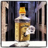 Honey Jack Daniels Bubbler