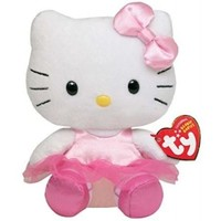 Hello Kitty - ballerina medium