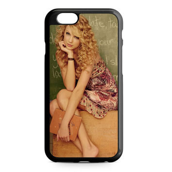 taylor swift style art iPhone 6 Case