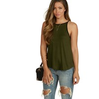 Lust For Olive Tank Top
