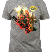Deadpool T-Shirt - Outta the Way Nerd