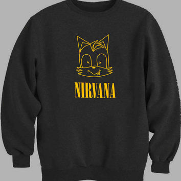 NIRVANA Funny Sweater for Mens Sweater and Womens Sweater *