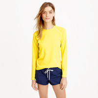 Sun shirt - RASH GUARDS - Women - J.Crew