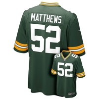 Nike Green Bay Packers Clay Matthews NFL Jersey - Boys