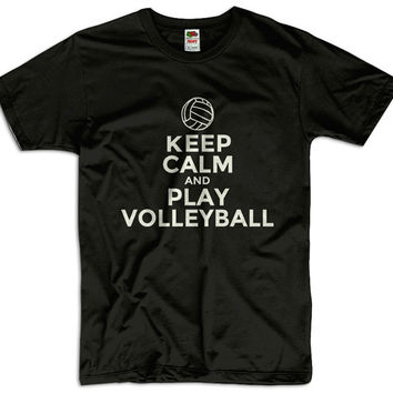 Shop Funny Volleyball Shirts on Wanelo