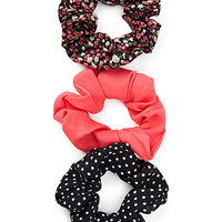 Sweet Scrunchie Set