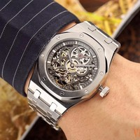 HCXX 19Sep 004 Audemars Piguet AP 15407ST Royal Oak Offshore Hollow Fully Automatic Mechanical Movement Watches