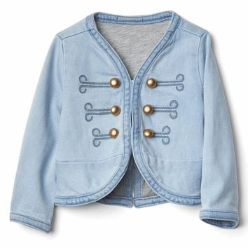 1969 denim band jacket | Gap