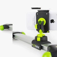 The Mobislyder: A Portable and Affordable Cinema Track for Your Phone! - The Photojojo Store!