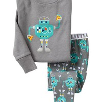 Pizza-Robot PJ Sets for Baby