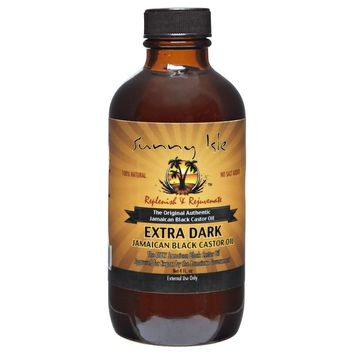 Extra Dark Jamaican Black Castor Oil
