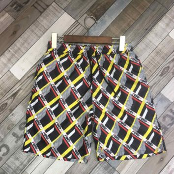 New FENDI Shorts Summer Casual Sports Running Beach Shorts