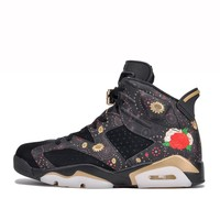 "AUGUAU AIR JORDAN 6 RETRO ""CHINESE NEW YEAR"""