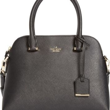 kate spade new york cameron street maise leather satchel | Nordstrom