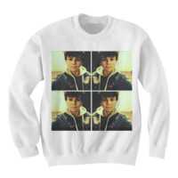 ASHTON IRWIN SWEATSHIRT 5SOS SHIRTS #5SOS #ASHTONIRWIN #PICSTITCH GREAT GIFTS FOR TEENS BIRTHDAY GIFTS CHRISTMAS GIFTS