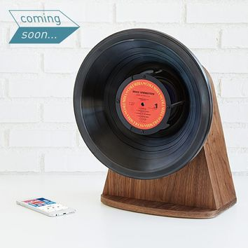 Vintage Vinyl Bluetooth Speaker | Wireless Speakers, LPs