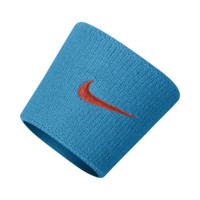 Nike Premier Tennis Wristbands (Blue)