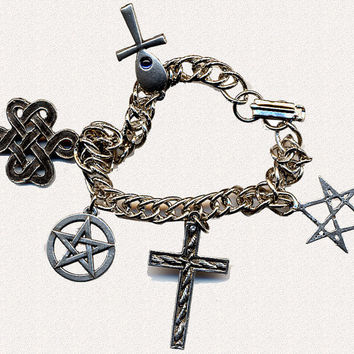 Supernatural Inspired Mary Winchester Hunter's Bracelet