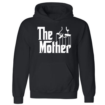"Zexpa Apparelâ""¢ The Mother Unisex Hoodie Couple Matching Valentines Day Gift Hooded Sweatshirt"