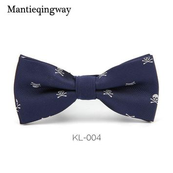 Mantieqingway Brand Wedding Suits Shirts Polyester Noeud Papillon Brand Bow Tie Cravat Bowties Female Special Neckwear for Dress
