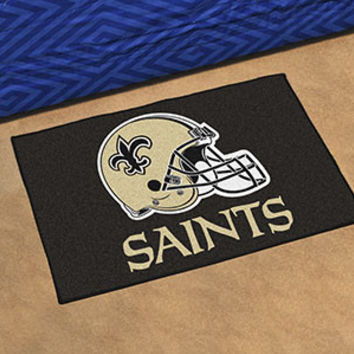 New Orleans Saints Starter Mat