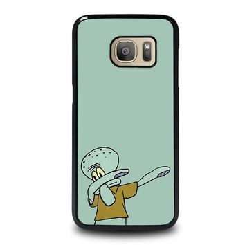 SQUIDWARD DAB Samsung Galaxy S7 Case Cover