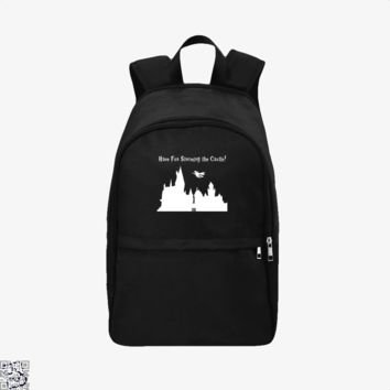 Harry Potter And The Princess Bride, Harry Potter Backpack