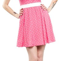 SOURPUSS ALL DOLLED UP JUNE DRESS