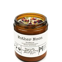 Mother Moon Herbal Candle (9oz)