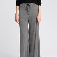Banana Republic Womens Wide Leg Modal Lounge Pant