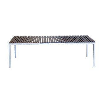 Pre-owned Armani/Casa Expandable Slatted Cocktail Table